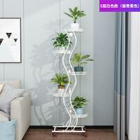花架置物架铁艺多层室内可移动带轮省空间花架阳台绿萝多肉花盆架