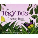 【预订】The Icky Bug Counting Book