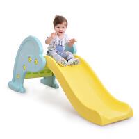 澳乐儿童室内滑梯家用婴儿宝宝滑滑梯户外小孩小型单个家用 海豚滑梯