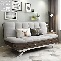 多功能可折叠小户型两用单双人现代简约客厅1.9米乘1.2米沙发床定制 1.8米-2米
