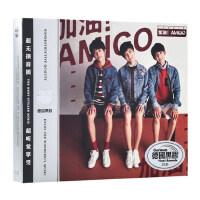 正版TFBOYS专辑cd我们的少年时代歌曲 加油!AMIGO 萤火 车载cd碟