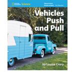 美国国家地理学习小专家阅读系列 Vehicles Push and Pull 车辆的移动 幼儿园&小学