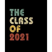 【预订】The Class of 2021: Vintage Composition Notebook For Note