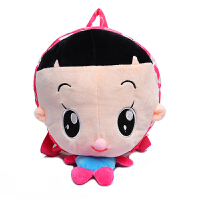 韩版幼儿园大小班儿童书包男女婴儿背包可爱大头儿子 1-3岁双肩包