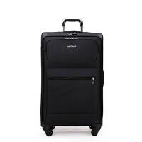 牛津布拉杆箱 万向轮旅行箱 软箱 商务拉杆箱 大容量行李箱 帆布男女通用