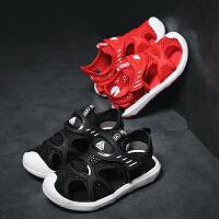 儿童运动凉鞋夏季男童沙滩鞋女童包头中小童小孩宝宝凉鞋