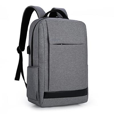 男士商务背包电脑包15.6寸双肩包男笔记本14寸惠普华硕双肩背包女 发货周期:一般在付款后2-90天左右发货,具体发货时间请以与客服协商的时间为准