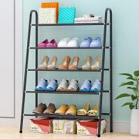 索尔诺简易鞋架 多层家用收纳鞋柜铁艺简约现代经济型防尘鞋架子xj685