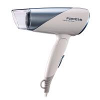 【官方旗舰店】 飞科(FLYCO) 电吹风FH6251 吹风机可折叠冷热风 负离子吹风机