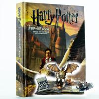 正版现货 哈利波特立体书 英文原版 Harry Potter Pop up book