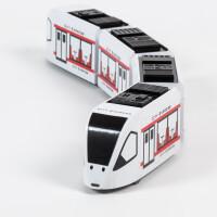 儿童玩具车电动万向和谐号小火车益智仿真高铁动车小火车模型男孩