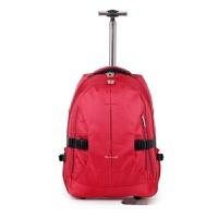 男女同款手提拉杆包户外旅行运动气垫防水尼龙双肩背包行李包