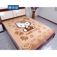 儿童毯子珊瑚绒毯子加厚单人床单 空调毯 毯子小毛毯礼品