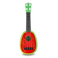 儿童吉他音乐玩具尤克里里 迷你水果小吉他初学者仿真乐器 益智早教男孩女孩玩具