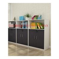 办公家具文件柜矮柜木质资料柜收纳柜茶水柜带锁办公室柜打印机柜 160mm