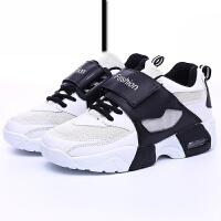 新款秋冬季奶牛鞋篮球鞋情侣款运动鞋男鞋高帮板鞋女鞋气垫鞋学生板鞋