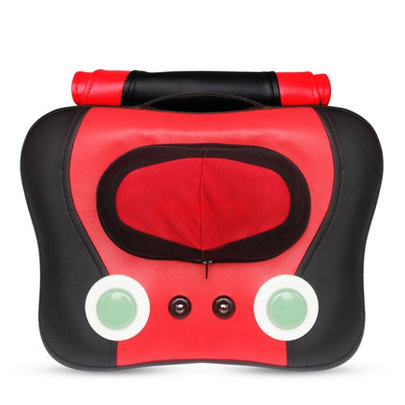 颈椎按摩器颈部腰部腰椎多功能枕头电动家用肩颈靠背垫 发货周期:一般在付款后2-90天左右发货,具体发货时间请以与客服协商的时间为准