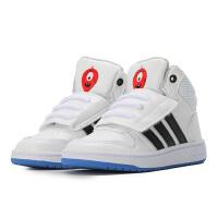 adidas阿迪达斯2019中性婴童HOOPS MID 2.0 I篮球鞋EE8551