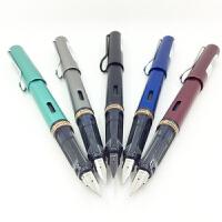 凌美LAMY钢笔 恒星系列F尖 签字笔水笔Al-star恒星系列时尚办公墨水笔 标准F尖礼品钢笔德国原装进口