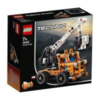 【当当自营】LEGO乐高积木玩具机械组Technic系列42088 7岁+车载式吊车