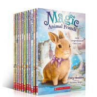 顺丰发货 Magic Animal Friends 神奇的动物朋友12册 英文原版青少年桥梁书 章节小说书 魔法森林神奇的动物 Rainbow Magic 同作者 科幻童话故事桥梁小说书