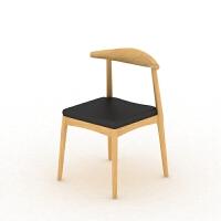 实木办公桌会议桌工业风洽谈桌简约长方形电脑桌书桌长条桌椅组合