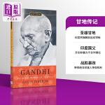 【中商原版】甘地传记英文原版Gandhi:His Life and Message for the World /Si