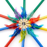 小学生握笔器矫正握笔写字姿势铅笔用幼儿儿童矫正器软握笔小鱼