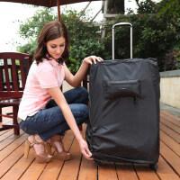 加厚防水牛津布拉杆箱套耐磨旅行箱防尘套行李箱保护箱套