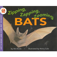 Zipping, Zapping, Zooming Bats (Let's Read and Find Out) 自然