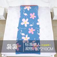 睡袋成人旅行纯棉隔脏宾馆酒店出差单人室内便携睡袋户外床单双人