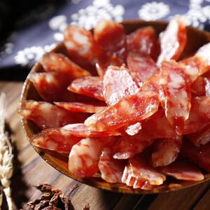 【贵阳馆】贵州特产黔五福广味香肠腊肠甜肠高原美味猪肉_400g袋装