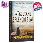 【中商原版】英文原版A Thousand Splendid Suns 灿烂千阳 卡勒德胡赛尼