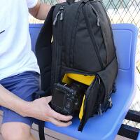 双肩相机包单反男旅行背包佳能多功能轻便防盗快取尼康双肩摄影包 2018时尚双肩摄影包
