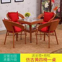 20190806220039436藤椅三件套阳台茶几组合沙发椅子单室内户外客厅现代简约休闲桌椅