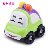 0-1-2岁宝宝惯性玩具车仿真警车小汽车会跑的学爬学走路婴儿玩具