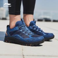李宁跑步鞋男鞋2018新款狩猎者耐磨防滑越野跑鞋鞋子男士运动鞋ARDN031