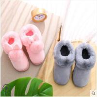 冬季棉拖鞋女款包跟厚底情侣家居家用室内毛拖鞋冬天保暖防滑棉鞋