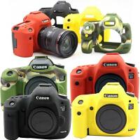 5D4相机包650D 700D 80D 6D5D3 5DS 保护套70D硅胶套内胆shq 6D 黑色+ 4个镜头圈