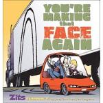 【预订】You're Making That Face Again: Zits Sketchbook No. 13