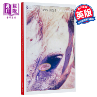 【中商原版】在我弥留之际 英文原版 As I Lay Dying William Faulkner Vintage Classics 经典小说