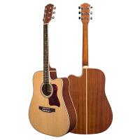初学者新手练习男女入门木吉它民谣电箱41寸吉他