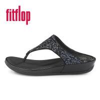 【新品】Fitflop BANDA ROXY B45-090 进口正品 减压健身女款春夏夹脚人字拖鞋