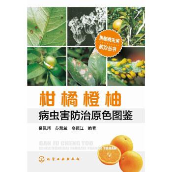 果树病虫害防治治丛书--柑橘橙柚病虫害防治原色图鉴