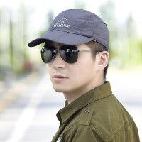 棒球帽男�敉膺\�有蓍e青年速干�n版可折�B��舌帽遮�帽太�帽