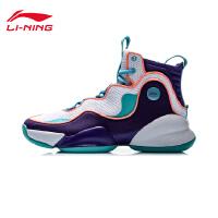 李宁篮球鞋男鞋2020新款乾坤减震回弹鞋子男士高帮运动鞋