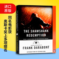 肖申克的救赎英文版原版小说 The Shawshank Redemption 英文原版电影剧本 Frank Darab