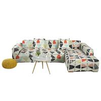 沙发套罩全包套布艺沙发垫巾皮弹力沙发罩全盖四季通用组合型