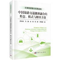 中国陆路交通能源融合的形态、模式与解决方案