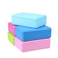 瑜伽砖高密度瑜珈砖头健身辅助用品泡沫儿童舞蹈软开度练功砖
